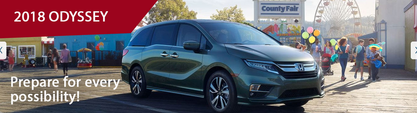 2018 Honda Odyssey | West Palm 